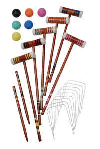 Halex  9.5  Croquet Set