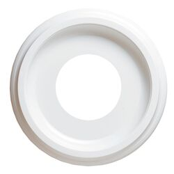 Westinghouse 10 in. Dia. White Ceiling Medallion