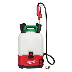 Milwaukee  M18 SWITCH TANK  4 gal. Backpack Sprayer Bare Tool