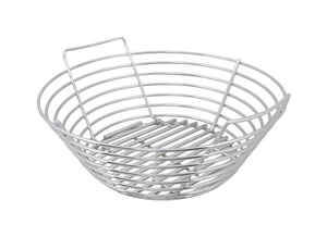 Kick Ash Basket  Stainless Steel  Charcoal Basket  Big Green Egg- Large, Primo All-In-One, Large Gri