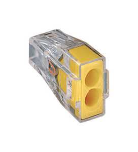 Wago  Wire Connector  10 pk Insulated