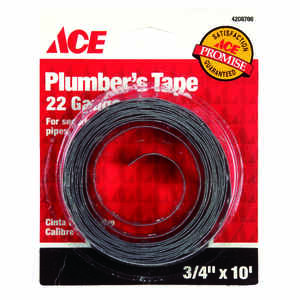 Ace  Galvanized  Plumber Tape  1