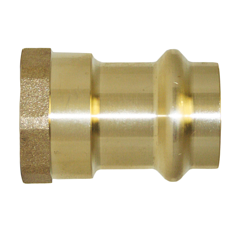 ApolloXpress  1/2 in. CTS   x 1/2 in. Dia. FPT  Copper  Female Adapter