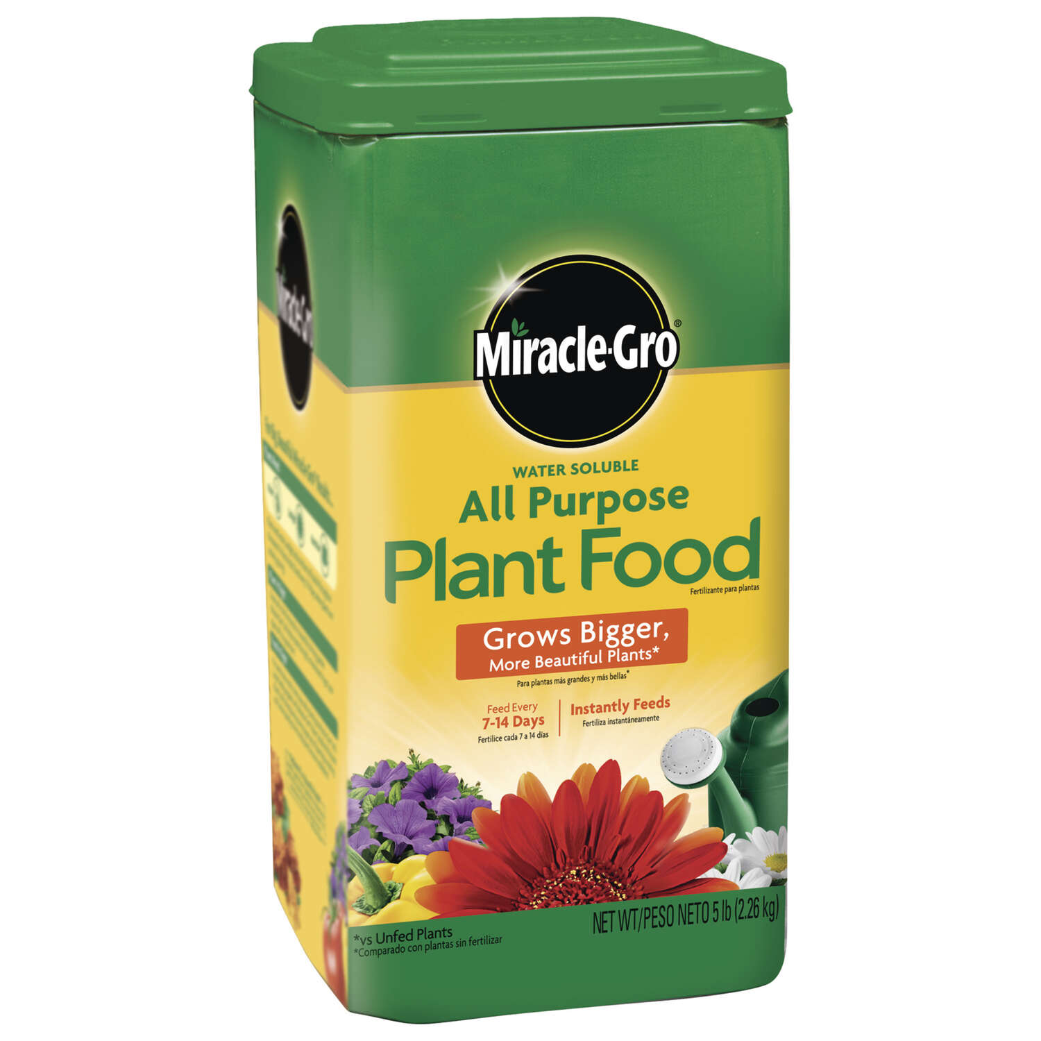 Miracle-Gro All Purpose Granules Plant Food 5 lb.