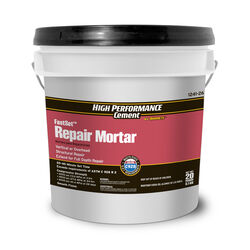 Quikrete  FastSet  Gray  Repair Mortar  20 lb.