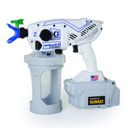 Graco  SaniSpray HP 20  42 oz. Battery Operated Airless Hand Held Sprayer