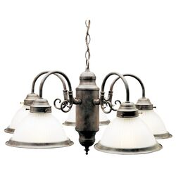 Westinghouse  Burnt Sienna  5 lights Chandelier