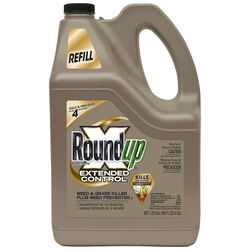 Roundup  Extended Control  Weed and Grass Killer Refill  RTU Liquid  1.25 gal.