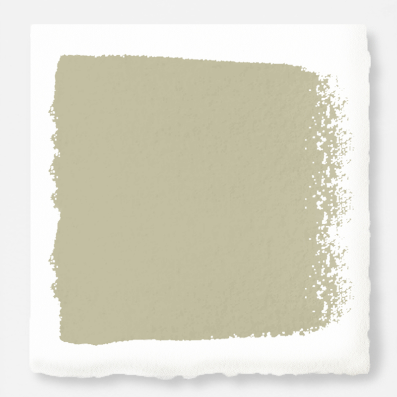 Magnolia Home  by Joanna Gaines  Eggshell  D  Acrylic  1 gal. Gold Moss  Paint