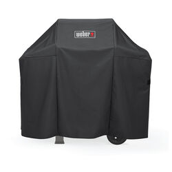 Weber  Black  Grill Cover  48 in. W x 27 in. D x 42 in. H For Spirit 200 and Spirit II 200 Series Ga
