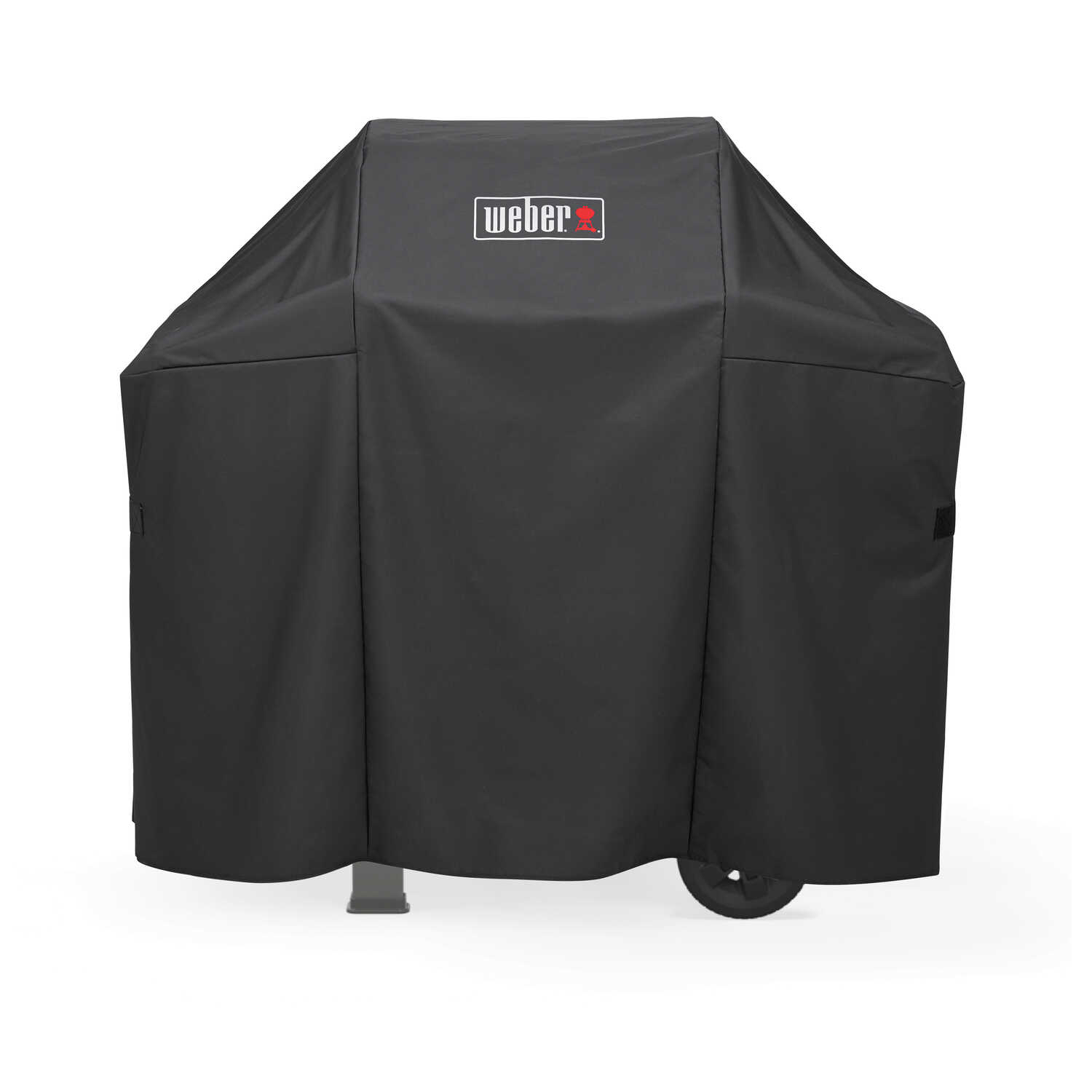 Weber  Black  Grill Cover  48 in. W x 42 in. H x 17.8 in. D For Fits Spirit 200 and Spirit II 200 Se