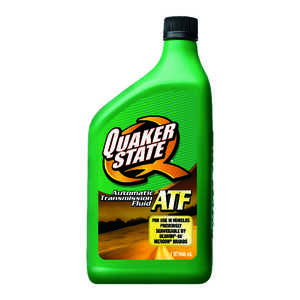 Quaker State  ATF+4  Automatic Transmission Fluid  1 qt.