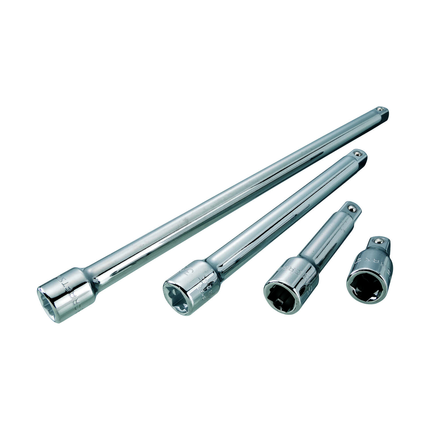 Craftsman  3/8 in. drive  Extension Bar Set  4 pc.
