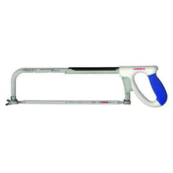 Lenox 12 in. Adjustable Hacksaw White 1 pc.