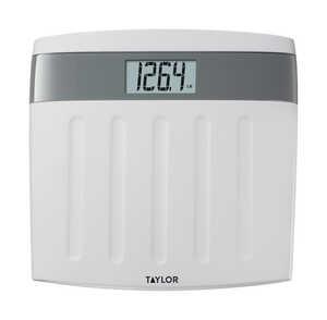 digital bathroom scale whitegray - Digital Bathroom Scales