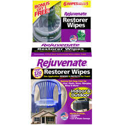 Rejuvenate  No Scent Color Restorer  6 pk Wipes