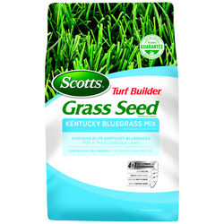 Scotts  Turf Builder  Kentucky Bluegrass  Sun/Shade  Grass Seed  3 lb.