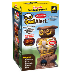 Owl Alert Electronic Pest Repeller