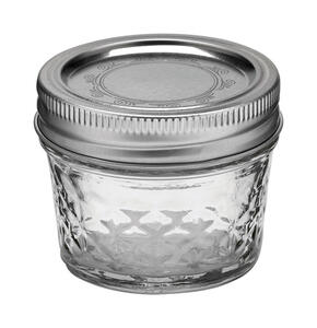 Image result for 4 oz. canning jars