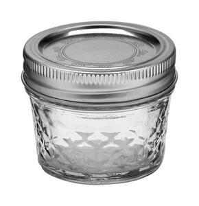 Image result for 4 oz. canning jars