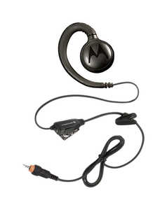 Motorola Solutions  Earpiece w/Microphone  1