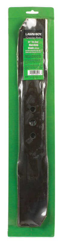 Lawn-Boy  21 in. High-Lift  Mower Blade  For Walk-Behind Mowers 1 pk