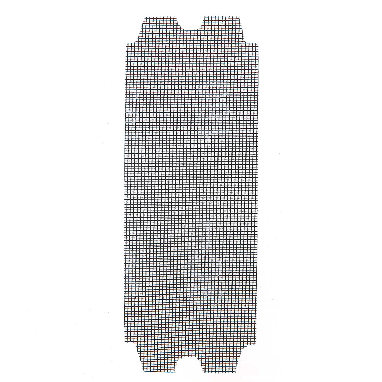 Gator  11-1/4 in. L x 4-1/4 in. W 180 Grit Very Fine  Silicon Carbide  Drywall Sanding Screen  1 pc.