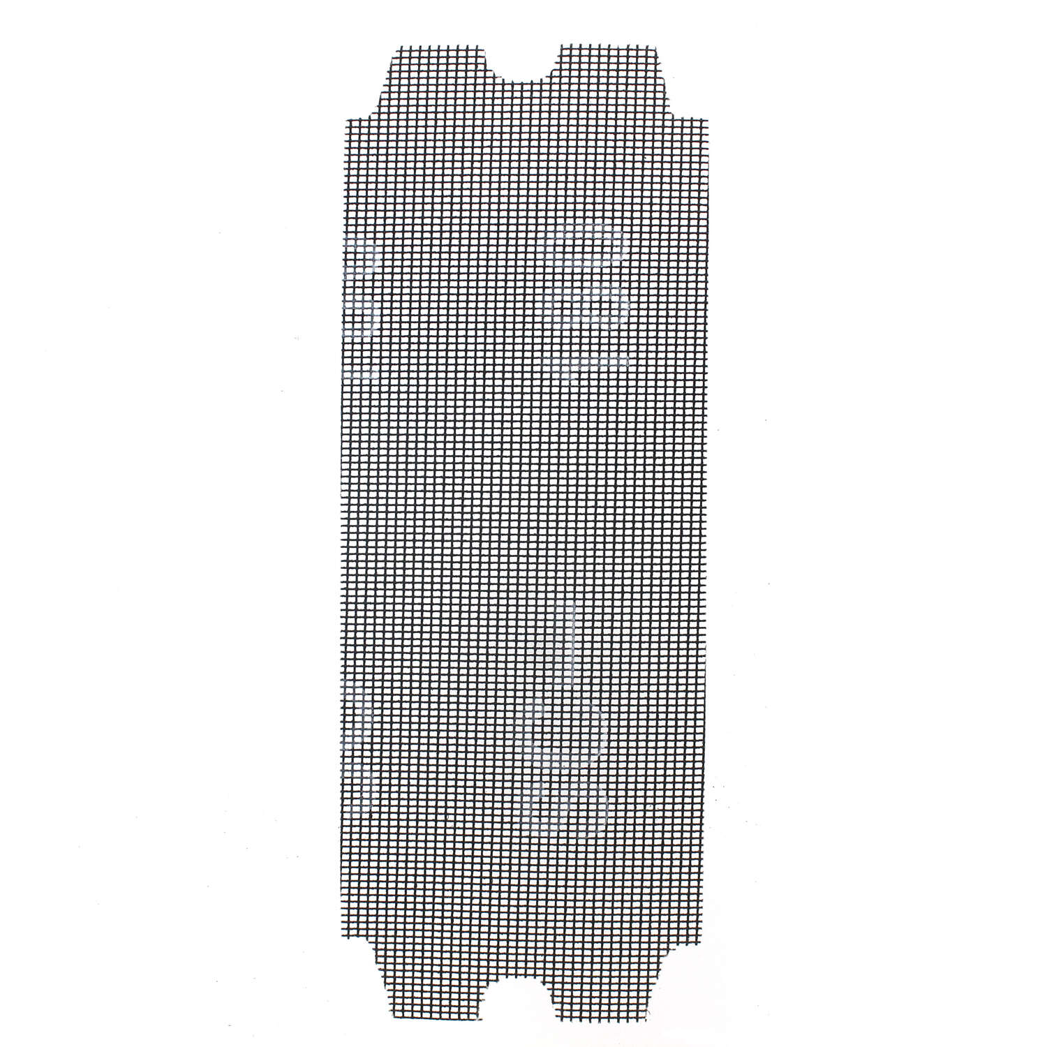 Gator  11-1/4 in. L x 4-1/4 in. W Very Fine  Silicon Carbide  1 pc. 180 Grit Drywall Sanding Screen