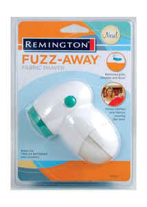 Remington  Fuzz Away  Foil  Clothes Shaver