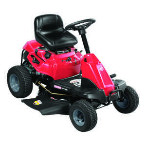 Craftsman  30 in. W 382 cc Riding  Lawn Tractor