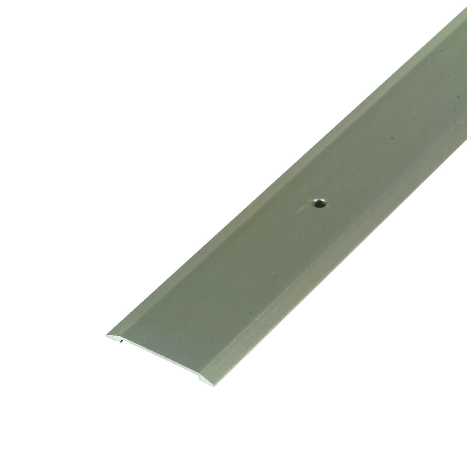 M-D Building Products  1-3/4 in. W x 36 in. L Mill  Aluminum  Flat Top Threshold