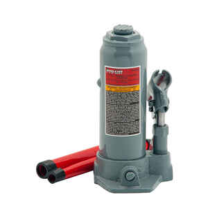 Pro Lift  Hydraulic  Automotive Bottle Jack  4 ton