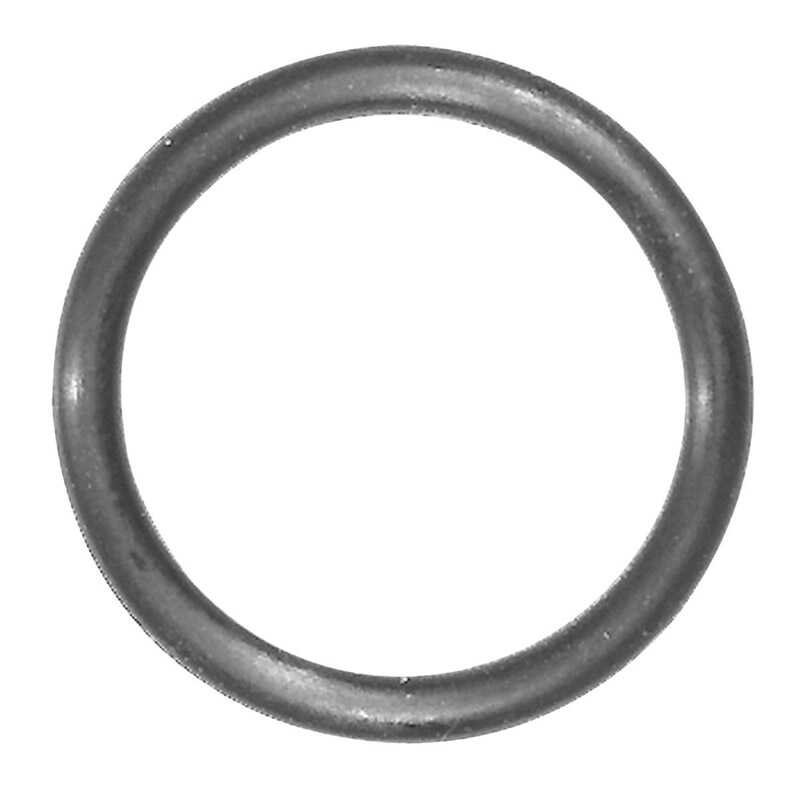 Danco  0.81 in. Dia. Rubber  O-Ring  1 pk