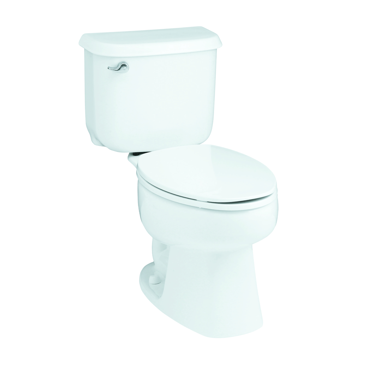 Sterling  Windham  Complete Toilet  Elongated  1.28  ADA Compliant White