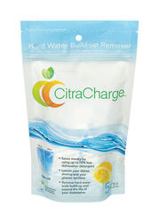 CitraCharge  NuvoH2O  Citrus Scent Powder  Dishwasher Booster  1.5 oz. 5 pk