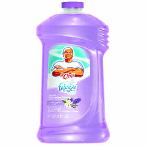 Mr. Clean  With Febreze  Lavender Vanilla Scent All Purpose Cleaner  40 oz. Liquid