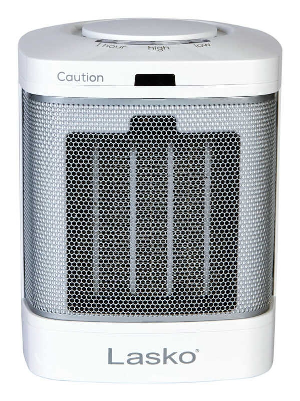 Lasko  225 sq. ft. Electric  Bathroom  Portable Heater
