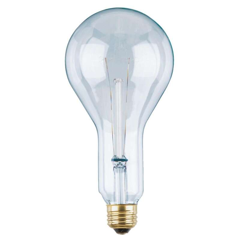 Westinghouse  300 watt PS30  Incandescent Bulb  E26 (Medium)  Clear  1 pk