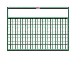 Behlen  50 in. H x 1.67 in. W 4 ft. Steel  Tube Gate