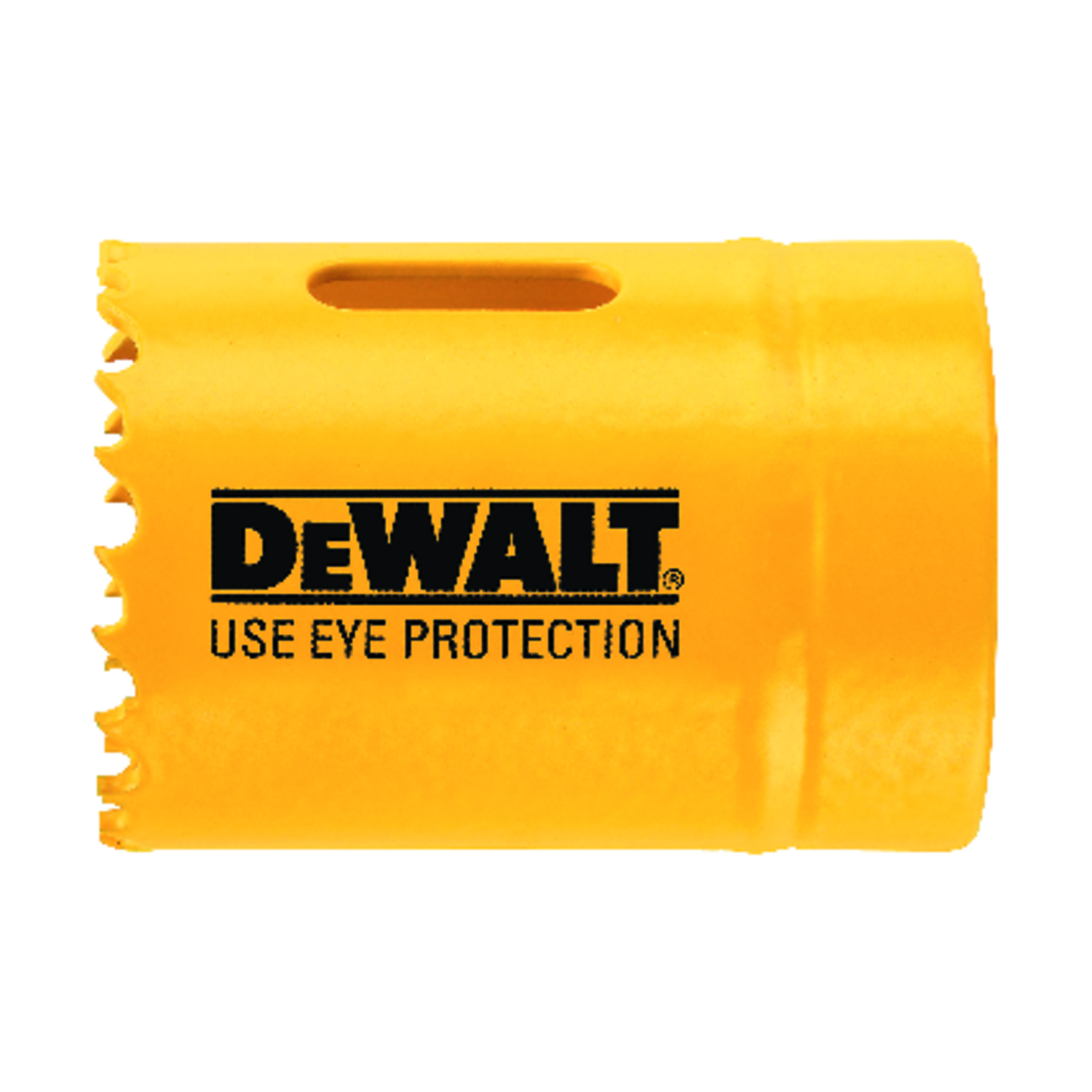 DeWalt  1.75 in. L x 1-3/8 in. Dia. Hole Saw  Bi-Metal  1 pc. 1/4 in.