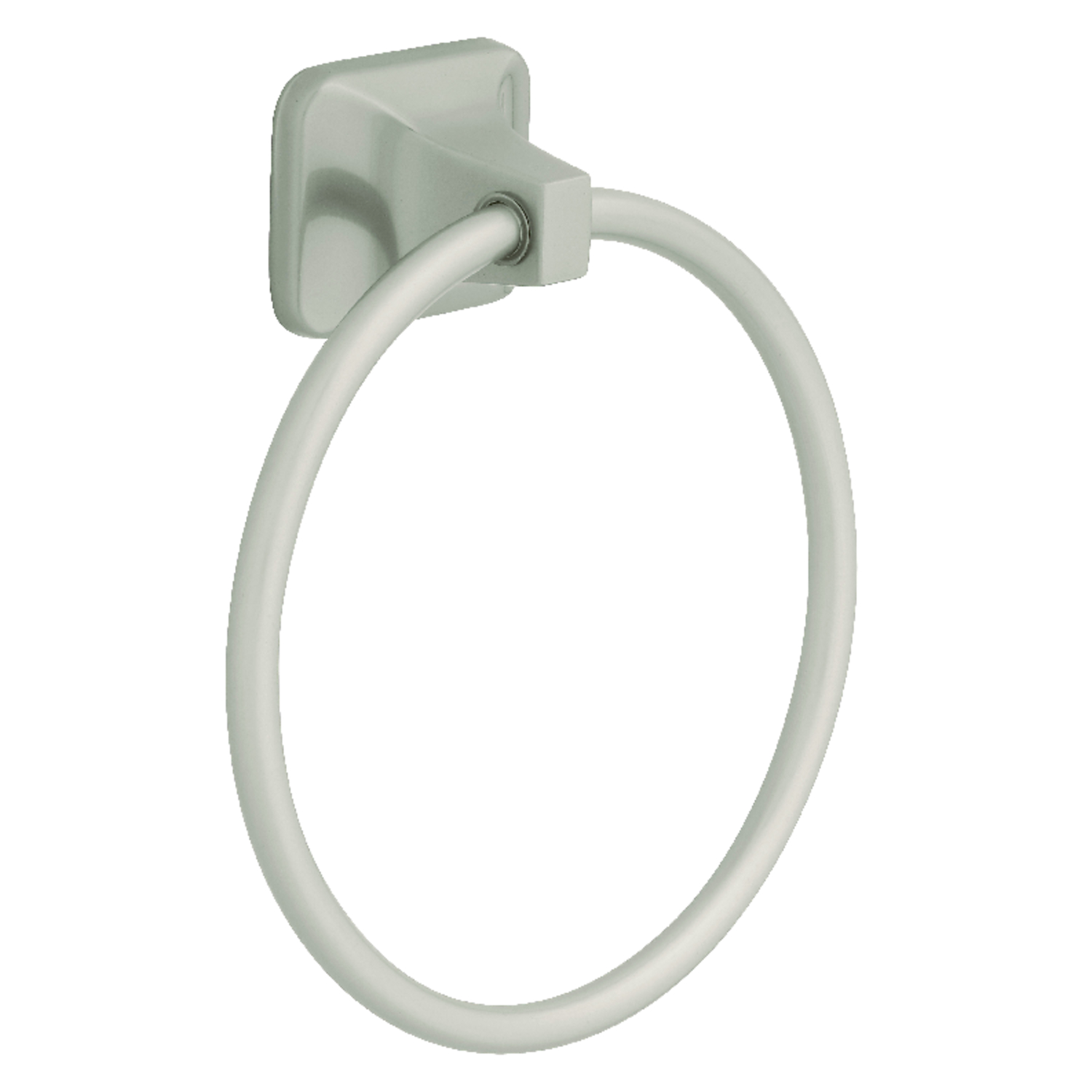 Franklin Brass  Futura  Satin Nickel  Towel Ring  Die Cast Zinc