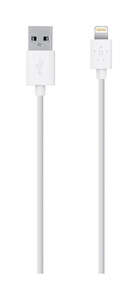 Belkin  MIXIT UP  White  Cell Phone Charger  Iphone 6, 6 Plus, 5, 5s  4 ft. L x 4 ft. L For Apple