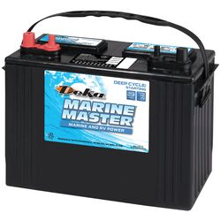 Deka Marine Master 12 volt 650 amps Deep Cycle/Starting Battery