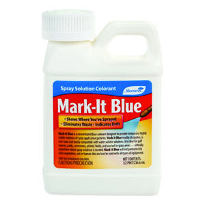 Monterey  Mark-It Blue  Dye Marker  Concentrate  1/2 pt.