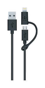 Belkin  Black  4 ft. L x 3 ft. L For Universal Cell Phone Accessories