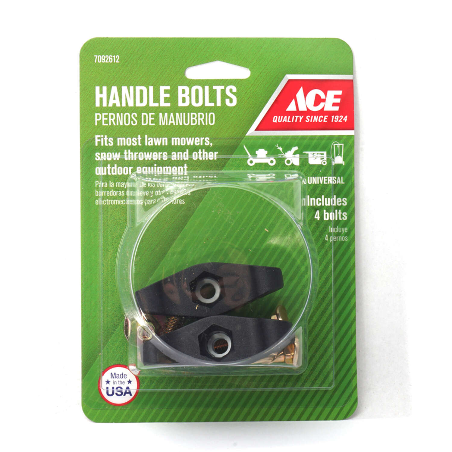 Ace Handle Bolts 2 pk