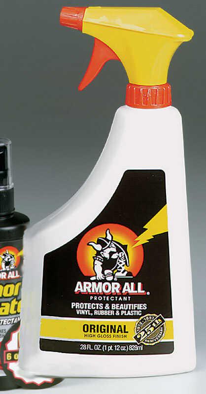 Armor All Original Plastic Rubber Protectant 28 oz Bottle Ace