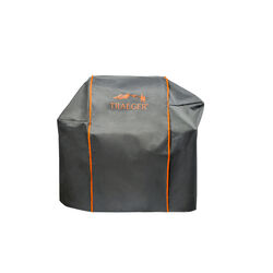 Traeger Gray Grill Cover For Timberline 850 Series-TFB89WLE 11.5 in. W x 10.5 in. H