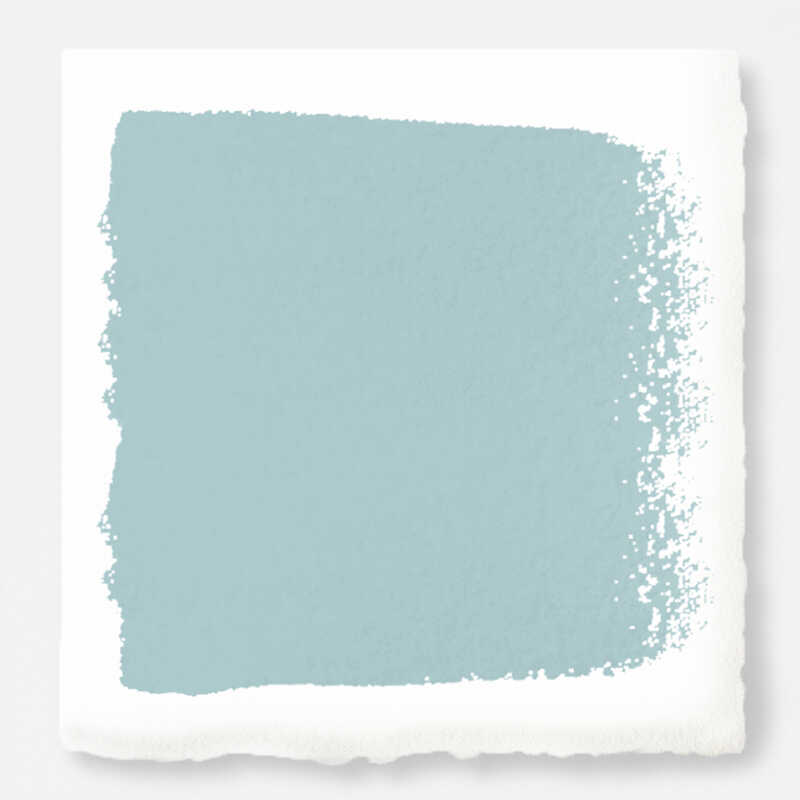 Magnolia Home  by Joanna Gaines  Eggshell  Vibrant Horizon  Ultra White Base  Acrylic  Paint  1 gal.