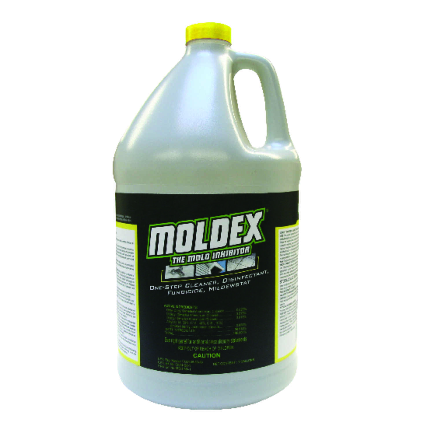 Moldex  Mold Killer  No Scent Disinfectant  1 gal. Liquid